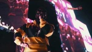 Video: Cassper Nyovest performs #KsazobaLit